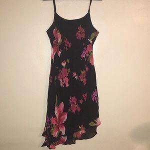Donna Ricco New York petite size 12 floral dress